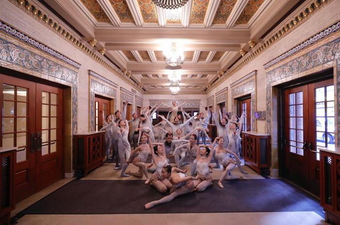 中央芭蕾舞团压轴纽约秋季舞蹈节
