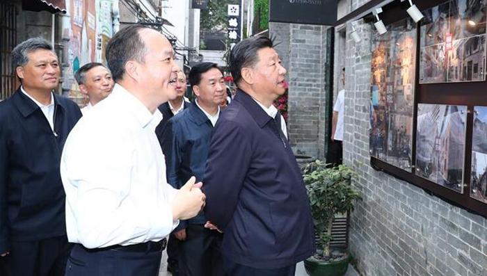 习近平在广州考察调研