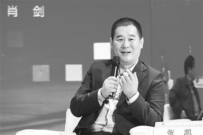 张凯:为媒体深度融合提供技术支持