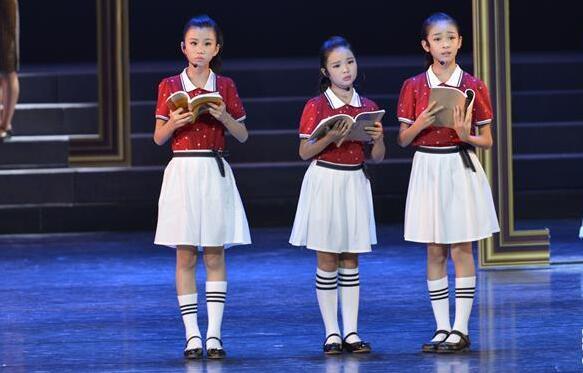 福建省第六届中小学艺术节现场展演开幕