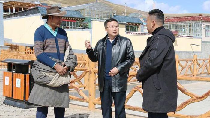 甘南藏区改革精神践行者——记甘南州副州长、合作市委书记刘永革