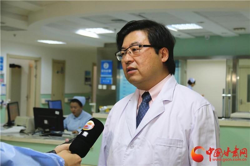 甘青宁首例DCD肝移植手术在兰大二院自主完成(图)