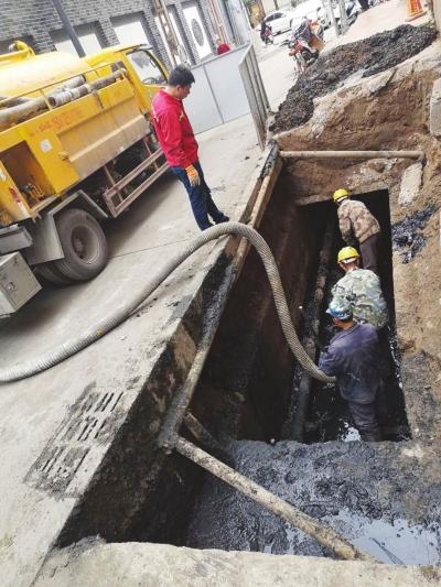兰州市郑家台供热管网改造预计8日全部完工