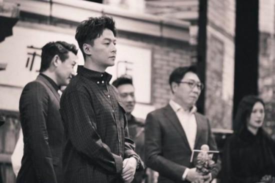 《风再起时》发布会曝预告 朱雨辰重现奋斗年代