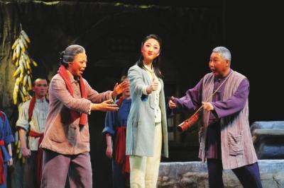 国家艺术基金2018年度舞台艺术创作资助项目 原创西部京剧《盘龙岭》甘肃巡演启动