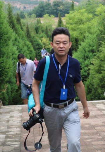 十佳记者——赵广军