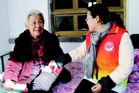 雷锋在行动 让爱无止境——记酒泉瓜州县雷锋精神种子志愿者协会