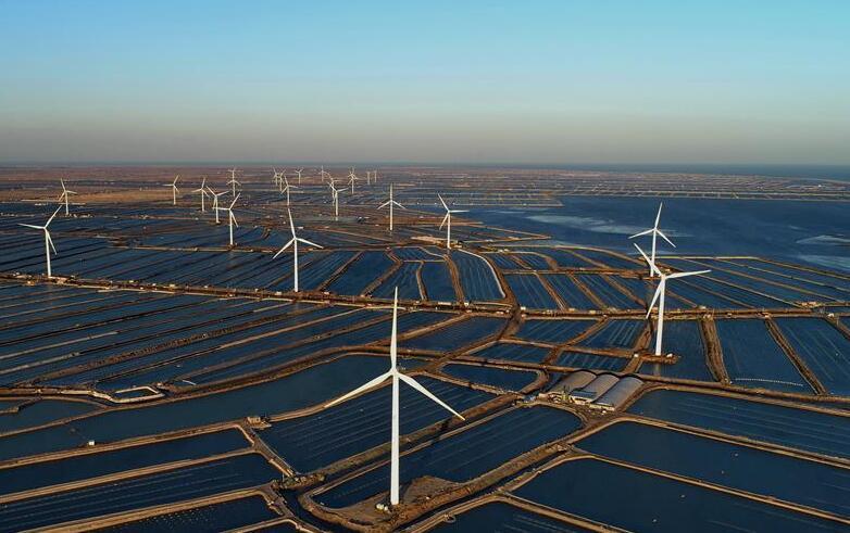冀北装机容量超1600万千瓦