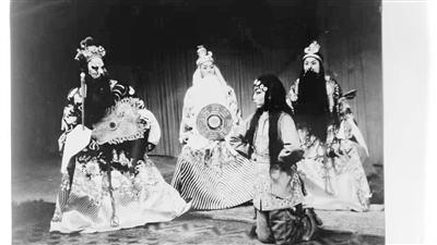 兰州故事丨曾惊艳舞台如今失传,甘肃秦腔那些独特的表演道具