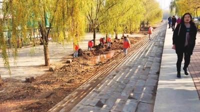 近7000人持续奋战15天清理垃圾235.85吨 兰州黄河风情线清淤工作全面完成