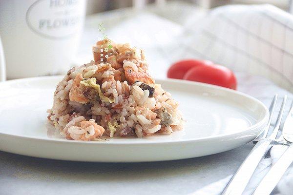 石扇鱼焖饭:满口鱼香 正是想家的味道