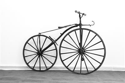 从爱好到收藏,再到开办博物馆——柴林和他的自行车世界