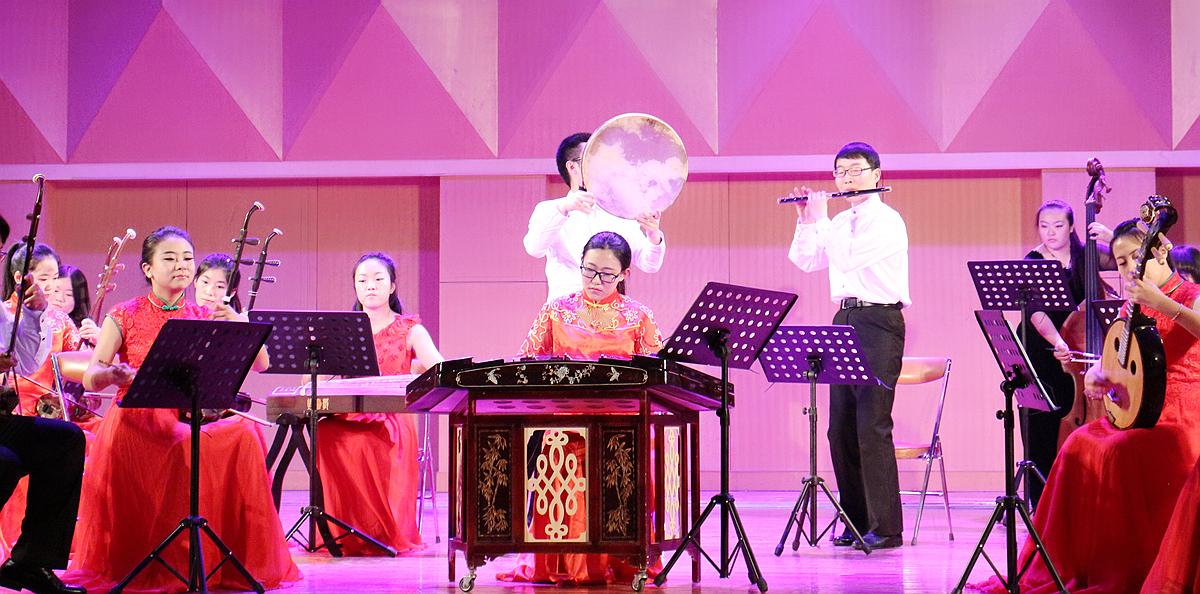 敦煌乐舞团