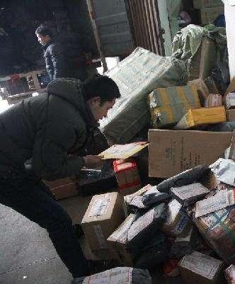 甘肃省快递日处理量超过300万件 同比增长12.75%