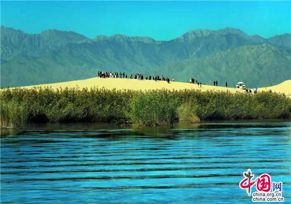 宁夏沙湖获《中国国家旅游》最佳生态旅游目的地