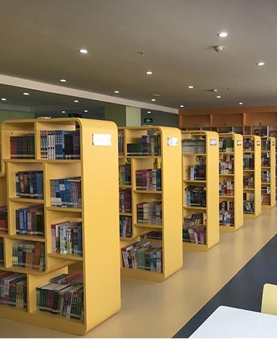 兰州市图书馆青少年分馆开馆