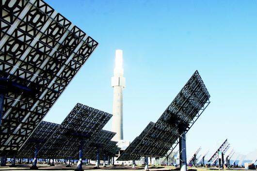 首航节能敦煌光热发电一期项目运行稳定(图)