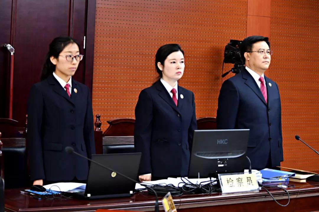 甘肃省法院院长省检察院检察长共同开庭办案图片