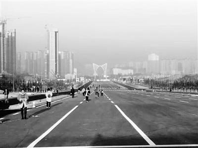 T088#路(深安大道)有望于明年春节前正式通车