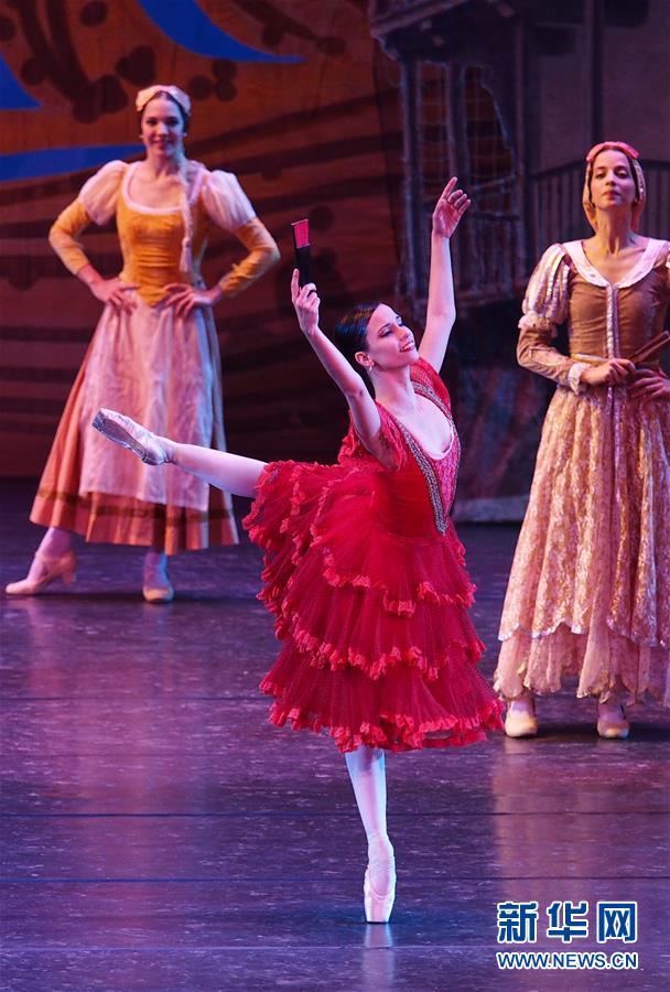 (文化)(5)古巴芭蕾舞剧《堂·吉诃德》压轴艺术节