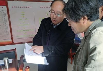 生命的赞歌——追记因公殉职的榆中县三电工程水利管理处党委书记张卫东