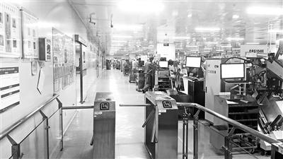 【革新开放40年】天水华天电子团体:一个濒临开张厂子 成为结构环球的上市企业