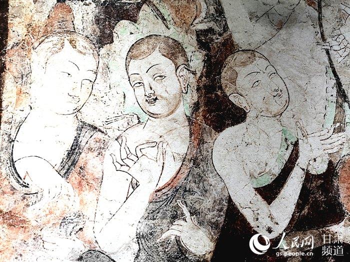 海外克孜尔石窟壁画及洞窟复原影像展在兰州大学开展【6】