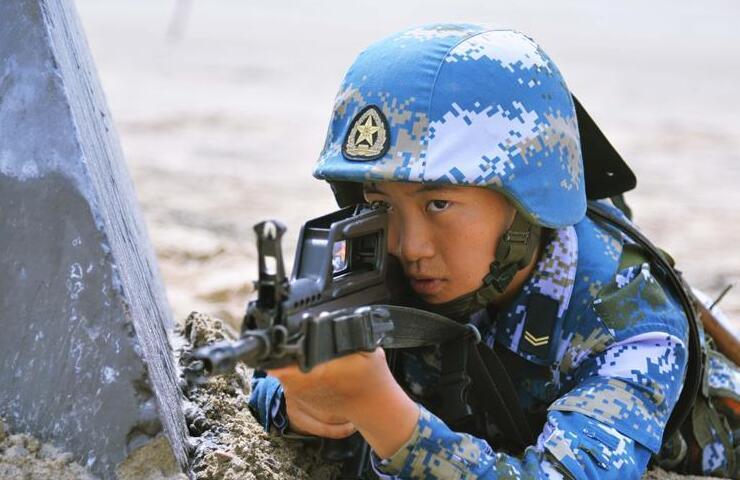退伍女兵宋玺:从北大校园走向索马里海域
