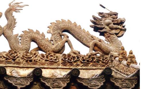甘谷脊兽:屋宇之上的民族智慧