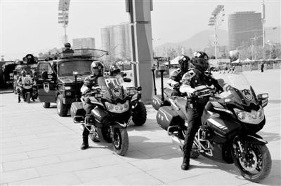 意彩龙虎和:高科技引领 提拔警务事情质效