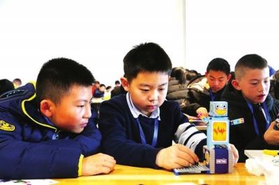 第二届甘肃省青少年创客创意大赛结果揭晓