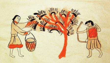 【文物中的历史】魏晋墓砖壁画里的故事之一