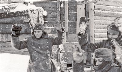 苏联红军在德国_德国情报机构对莫斯科方向苏联红军兵力部署也出现严重误判,只看到