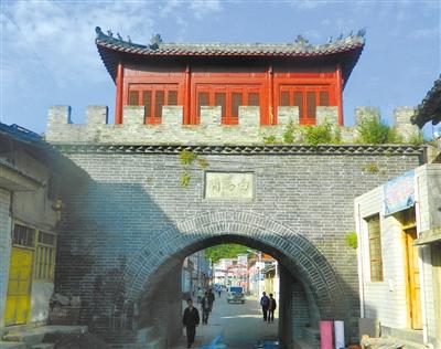 【西部天文】康县山岔村: 已经的铁马金风抽丰七防关