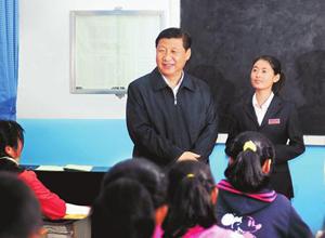 """庆阳南梁列宁学校:""""红色基因""""代代相传"""