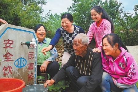 引洮供水工程:涓涓清流润旱塬