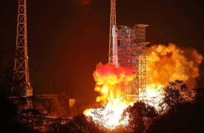 """从着陆缓冲机构信号装置到太空国旗 嫦娥四号上的""""兰州制造"""""""