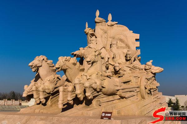 山西这座博物馆出土的车马坑 竟比秦始皇陵的早了600多年