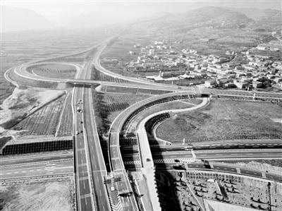 兰州南绕城高速公路年底全线通车