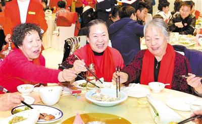 """""""一碗饺子·温暖一座城""""公益活动在兰拉开帷幕"""