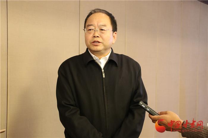 【改革开放40年·专访】史百战 :甘肃综合科技进步水平跃居全国第二梯队