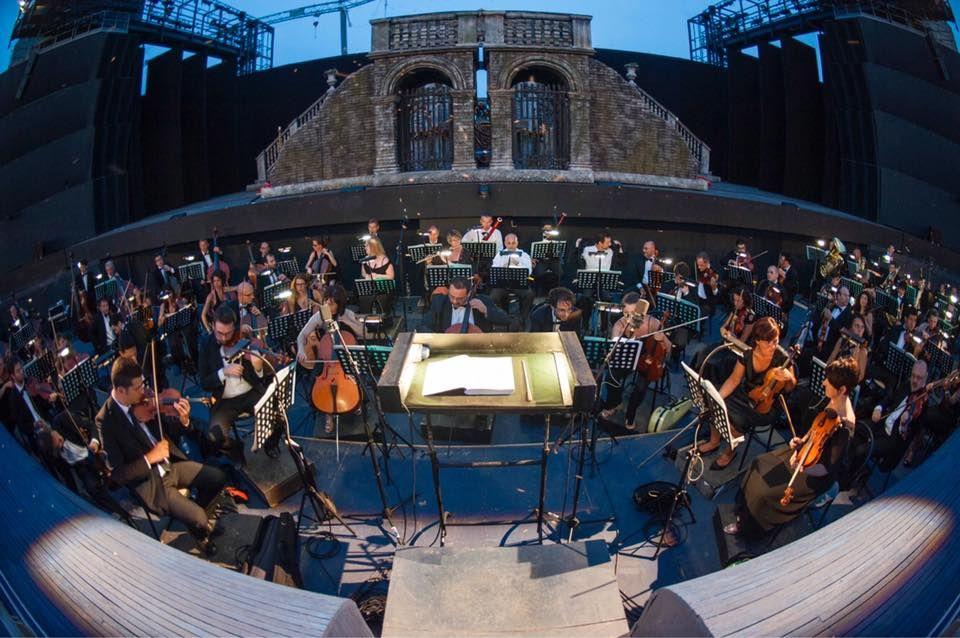 普契尼歌剧节交响乐团来华举办新年音乐会