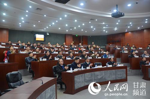 临夏州民营企业高层管理人才培训班在中国大连高级经理学院开班.