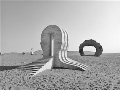 【改革开放40年】甘肃武威:坚持创新 敢向沙漠要效益