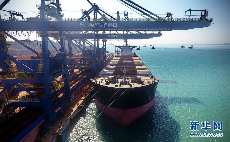 (经济)(2)福建莆田:利用区位优势 发展港口经济