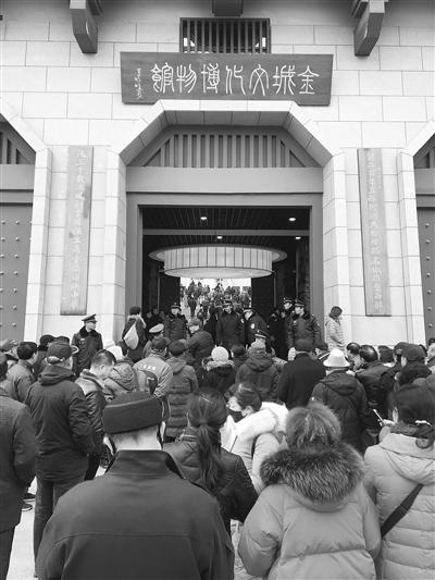 兰州市西固区博物馆金城鲜卑主题展馆免费开放