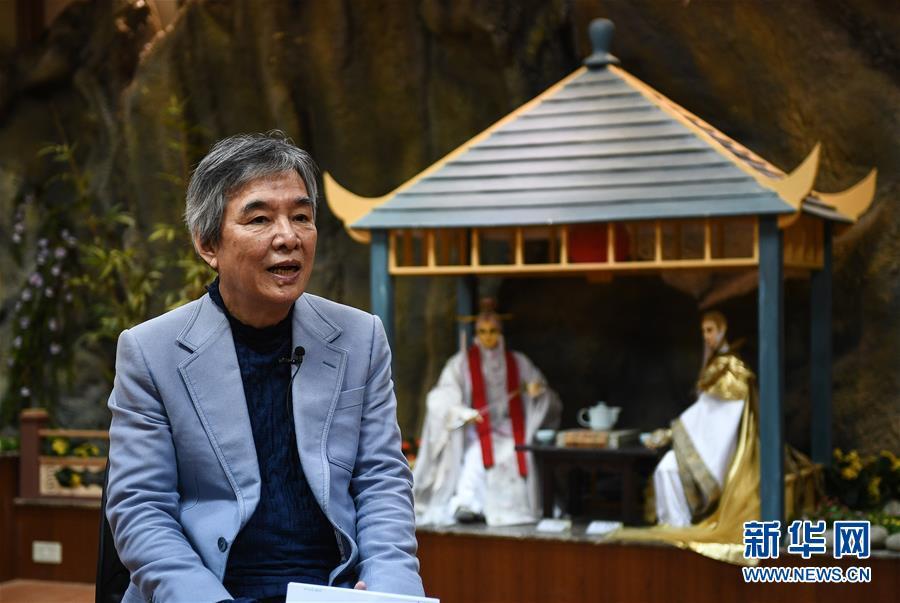 (图文互动)(2)让传统的成为流行的——访台湾云林布袋戏传人黄强华