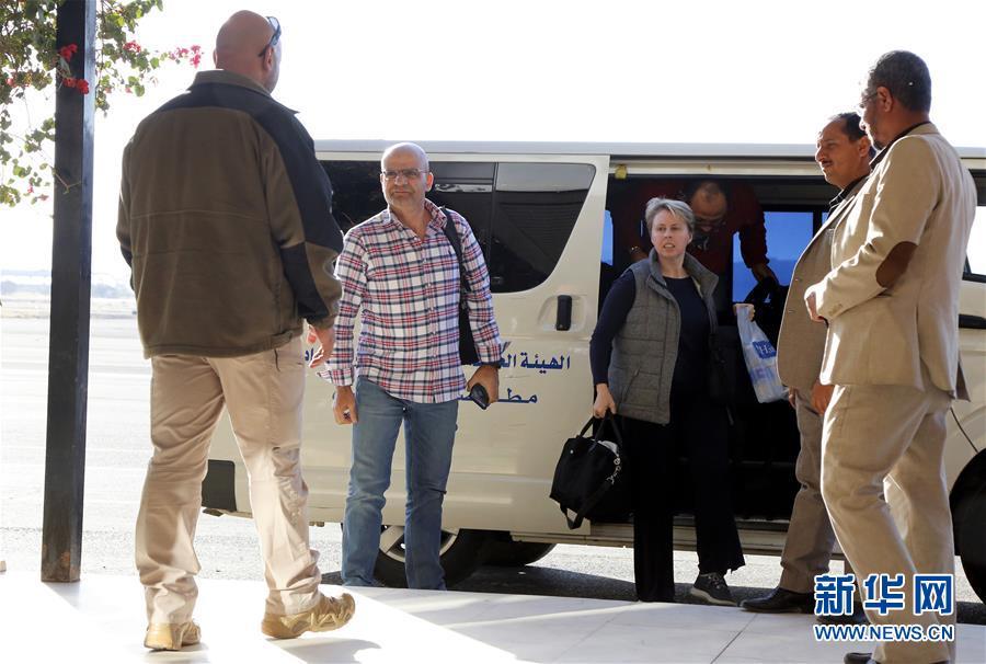 (国际)(2)联合国先遣队抵达也门监督各方落实停火等协议