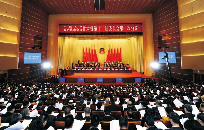甘肃改革开放40年回眸|政治建设