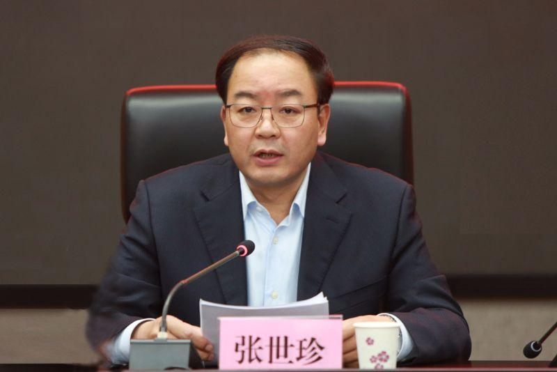 张世珍在平凉调研时强调 坚决打好教育扶贫攻坚战